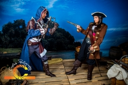 Be a Pirate - Fantasy Basel - The Swiss Comic Con 2017_255