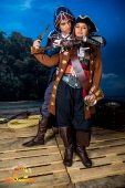 Be a Pirate - Fantasy Basel - The Swiss Comic Con 2017_259