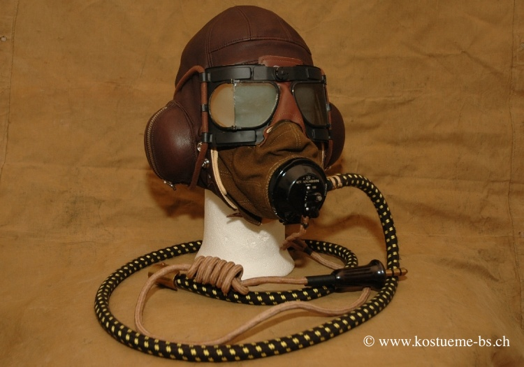 Type B Flying Helmet, 22C/65