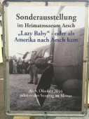Lazy Baby in Aesch