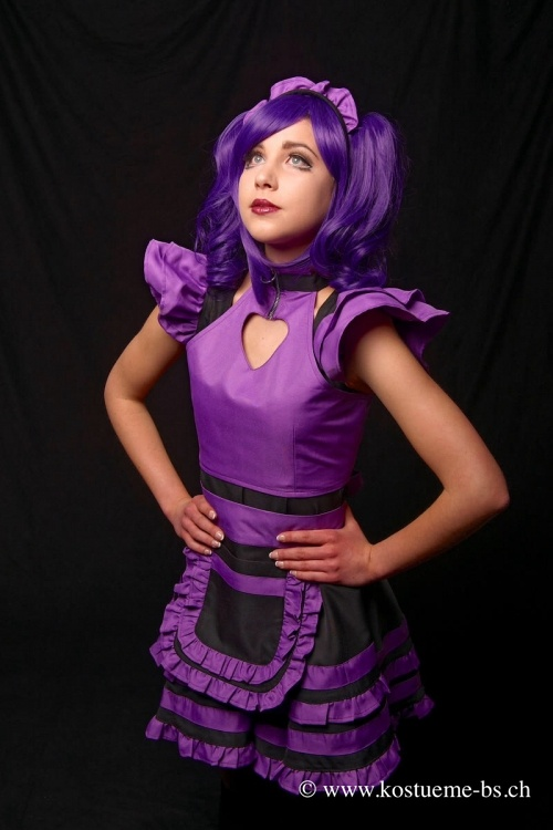 Purple-Heart / Cosplay-Kostüm