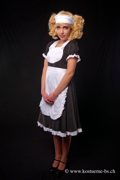 French Maid - Cosplay-Kostüm