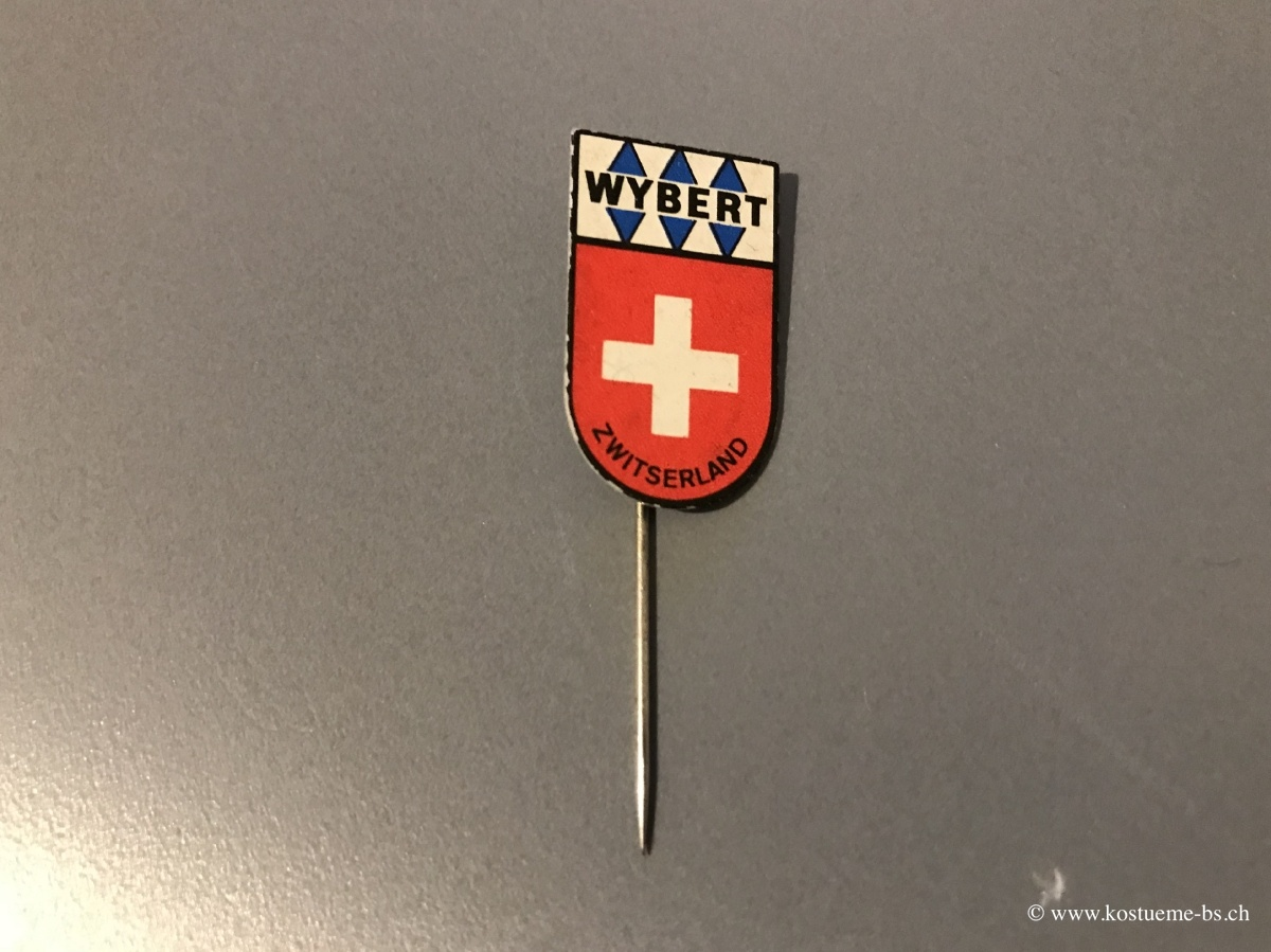 Wybert Pin Holland